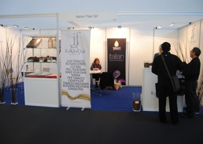 Italian Flair at World Tobacco Expo 2011 in Munich