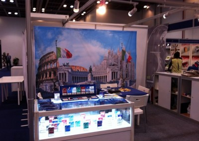 Italian Flair at World Tobacco Middle East 2012 in Dubai-5