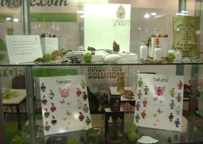 Tobacco Jewels at Inter-Tabak 2012